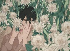 Find images and videos about boy, art and anime on We Heart It - the app to get lost in what you love. Art And Illustration, Character Illustration, Illustrations, Inspiration Art, Art Inspo, Fantasy Kunst, Fantasy Art, Pretty Art, Cute Art