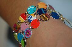 Triple Strand Gift Card Bracelet $35.00