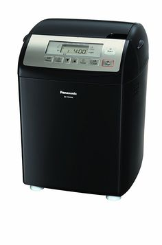 Panasonic SD-YR2500 Bread Maker with Gluten Free Mode and Yeast / Raisin / Nut Dispenser, Black * This is an Amazon Affiliate link. Visit the image link more details.