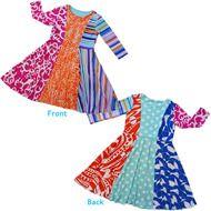 Rainbow Catcher Twirly Dress   Joyful Shouts