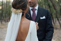 Boda-Increible-Alicante Wedding Veils, Wedding Bride, Boho Wedding, Dream Wedding, Wedding Day, Bridal Musings, Perfect Wedding, Bridal Dresses, Bouquet