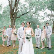 Posing | People, bridal party pose