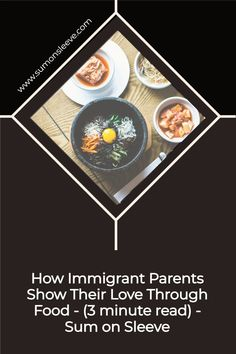 How Immigrant Parents Show Their Love Through Food - (3 minute read) - Sum on Sleeve Asian Dad, Asian Parents, Asian Problems, Canadian Culture, Parents Be Like, Raising, Truths, Mom, Sleeve