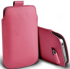 New 13 Colors Pull up Pouch Bag Case For samsung 5230 Leather PU Phone Bags Cases Cell Phone Accessories