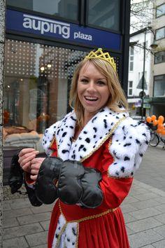 Auping Königin - Königinnentag