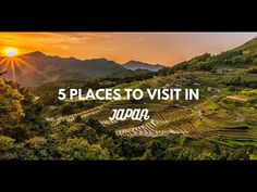 5 Places To Visit In Japan Licensed Under Creative Commons By Attribution 3.0 The post 5 Places To Visit In Japan – MUST WATCH appeared first on Alo Japan.