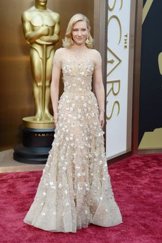 The Best Dresses of Award Season  - Cate Blanchett at the Oscars