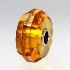 Trollbeads Gallery - Amber Unique Bead 269, $48.00 (http://www.trollbeadsgallery.com/amber-unique-bead-269/)