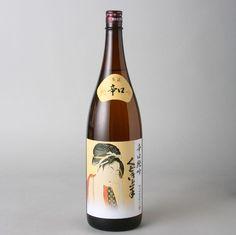 Kudoki Jozu Junmai Ginjo / Sake / くどき上手 辛口純吟
