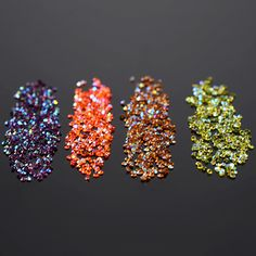 300Pcs/bag 1.2mm Shinning Micro Rhinestone Sharp Bottom Micro Colorful Diamonds Mini 3D Nail Art Rhinestone Decorations