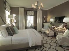 HGTV Smart Home Master Bedroom