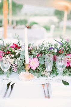 Chic + Elegant Wedding in Provence Gallery - Style Me Pretty