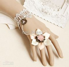 Latest And New S Ring Bracelets Jewelry Designs In 2017 Punk Wedding Lace Bracelet
