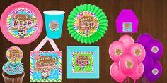 Sheriff Callie Birthday Party Rainbow by lovebuggydesigns on Etsy, $15.99