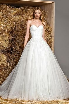 Ball Gown Wedding Dresses : Zuhair Murad Spring 2015