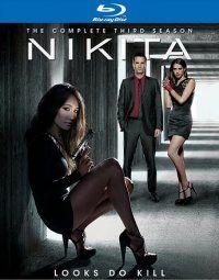 Nikita - Kausi 3 (Blu-ray) 19,95€