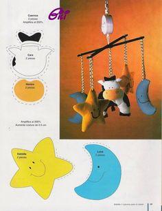 Revista Labores para bebé