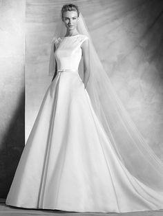 Couture-Brautkleider von Top-Designern | miss solution Bildergalerie - Vela by ATELIER PRONOVIAS