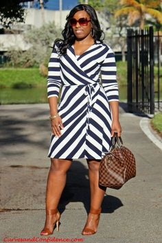 7 plus size work clothes combinations you can copy - Page 7 of 7 - women-outfits.com