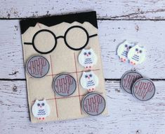 Harry Potter Inspired Tic Tac Toe Felt Game by TheGeekeryStop Homemade Kids Toys, Felt Games, Embroidery Designs, Tic Tac Toe Game, Felt Books, Harry Potter Diy, Craft Party, Hobbies And Crafts, Felt Crafts