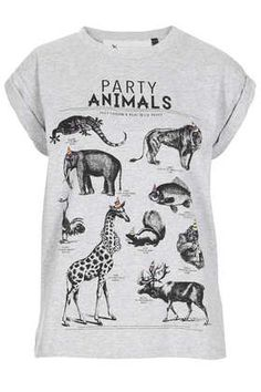 party animals!  I want this shirt so hard!  Christmas people... Christmas...