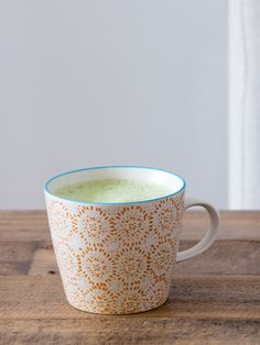 Matcha Latte-A departure from your everyday cappuccino #matcha #recipe #inspired