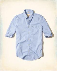 Icon Poplin Shirt