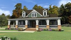 Houseplans: This might be the one!! Almost exactly what I want!
