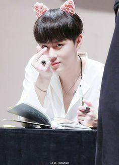 Junhyung - Beast 160709 | Highlight Fansign