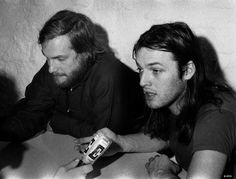 David Gilmour & Barbet Schroeder Space Cadet Glow