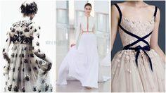 Bohonomade: Guía de vestidos de Novia muy originales -Haute Couture-