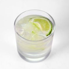 """563 Ginger Cucumber Fizz - I believe the recipe they showed was one part water, one part sugar (1 cup of each), and a few """"coins"""" slices of fresh ginger and then simmer until sugar dissolves."""