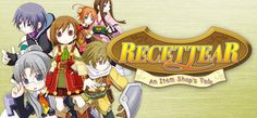 Recettear: An Item Shop's Tale on Steam - I've been playing this. Neat little item shop sim. You have to learn to barter, craft, and go into dungeons to collect treasure.
