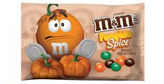 M&M's Debuts A New Fall Flavor