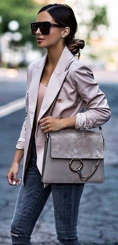 office+style+perfection_blazer+++bag+++top+++skinny+jeans