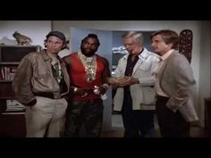 """Colonel John """"Hannibal"""" Smith - Ich liebe es wenn ein Plan funktioniert 