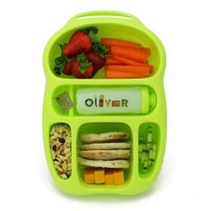 We love our Goodbyn lunchboxes!!  No baggies or plastic containers.  And, they are very easy to clean, and very durable!! LOVE THEM!!