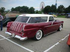 1955 Pontiac Safari ★。☆。JpM ENTERTAINMENT ☆。★。