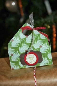 Polly kreativ: Weihnachten 2013 ist Geschichte - Envelope Punch Board