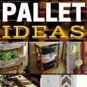 Creative DIY Pallet Ideas