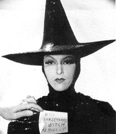 Gale Sondergaard. The original Wizard of Oz Wicked Witch of The West, who concerned it would harm her career, refused the role when producer...