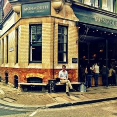 Monmouth Coffee Company-London, England