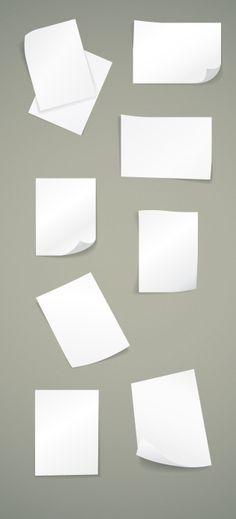 designtnt-vector-blank-paper-large.jpg (630×1388)