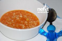 Bebekler İçin Pirinç Çorbası Tarifi