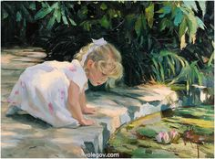 """""""What is There"""" by Vladimir Volegov, 2008, painting, 81x60 cm, oil on canvas"""