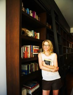 """Stephanie March and her favorite books. My """"You Are What You Read"""" column."""