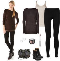 """ootd 2.3.13"" by alkichic ❤ liked on Polyvore"