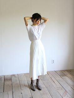 FRECKLE SEOUL Mori Fashion, Asian Fashion, Skirt Fashion, Fashion Beauty, Vintage Fashion Photography, Fashion Images, Fashion Books, Minimal Fashion, Mode Inspiration
