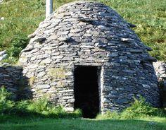 Irish Beehive house