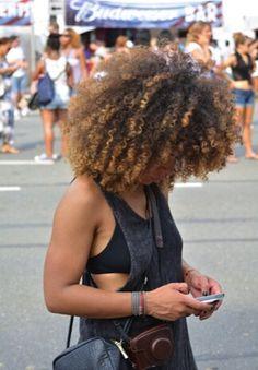 Natural Hair …